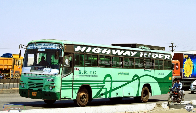 SETC Rainbow Express Highway Rider